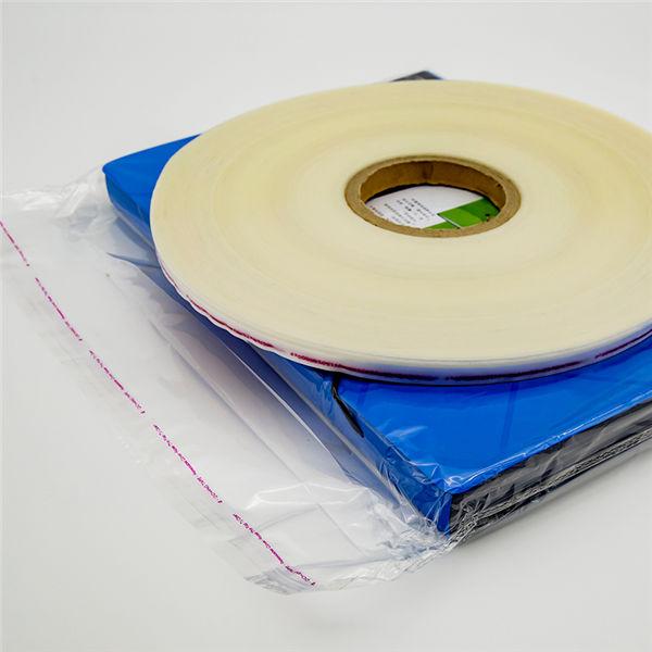 再封可能袋シールテープ